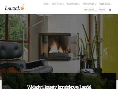 Laudel.pl piece kominkowe