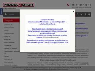 Modelmotor.pl - model rc