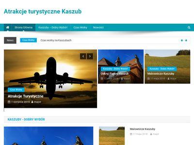 Mojekaszuby.com.pl działki na Kaszubach