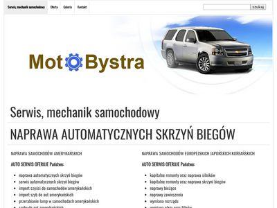 Motobystra.pl serwis aut amerykańskich