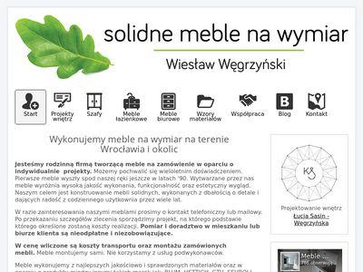 Meblewroc.pl na wymiar Wrocław