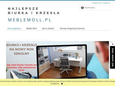 Jard - krzesełka do biurka dla dzieci