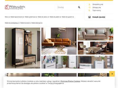 Meblowy.guru tanie meble online z dostawą