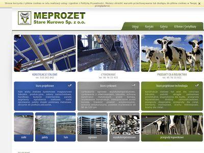 Meprozet.biz.pl cynkowanie i konstrukcje