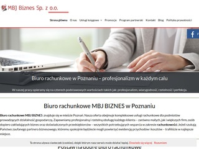 Mbj Biznes biuro księgowe Poznań
