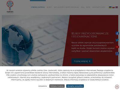 Makilen szkoła języka polskiego