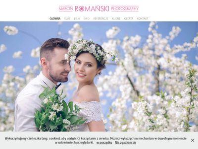 Marcinromanski.com Kraków fotograf