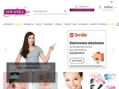 Nocanka.pl - sklep z kosmetykami