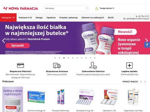 Nowafarmacja.pl apteka internetowa