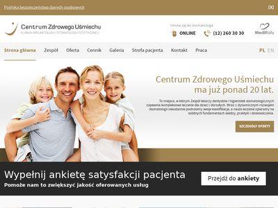 Nieboli.eu stomatolog Kraków
