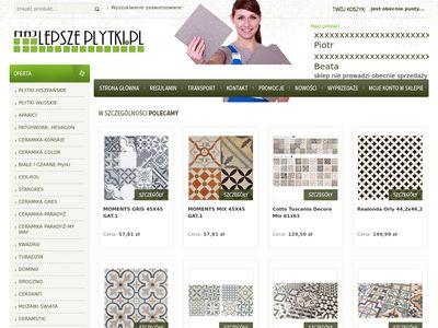 Najlepszeplytki.pl - płytki, glazura