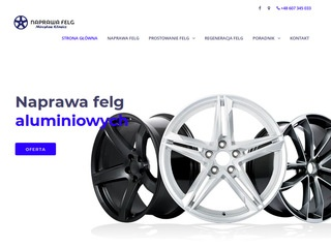 Naprawafelg.cba.pl - prostowanie felg