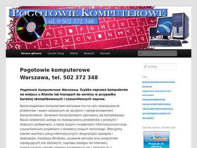 Naprawakomputerapc.pl Warszawa