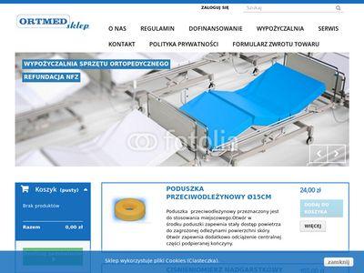 Ortmed.pl - sklep ortopedyczny