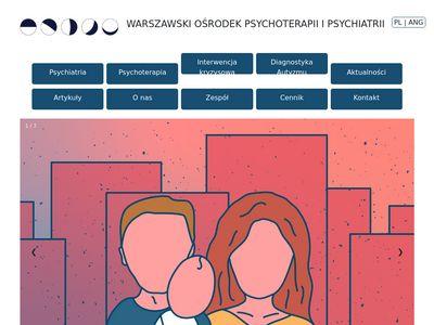 Osrodekpsychoterapii.org dobry psychiatra