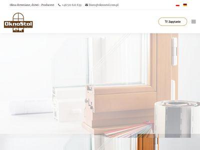 Oknostol.com.pl zabytkowe drewniane