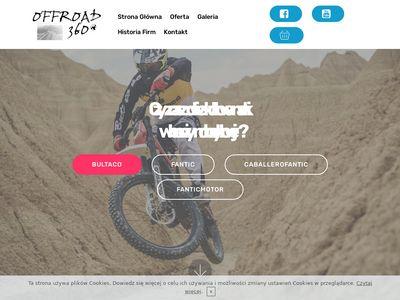 Offroad360.pl - Myślenice fantic