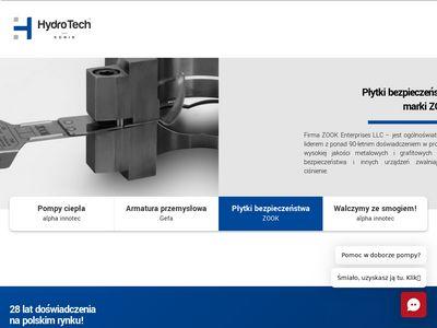 Hydro-tech.pl pompy ciepła