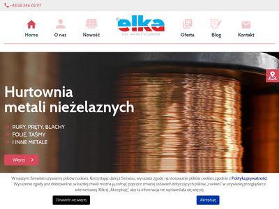 Hurtowniaelka.pl blachy