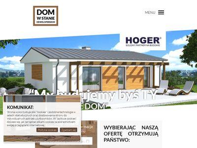 Hoger - gotowe domy