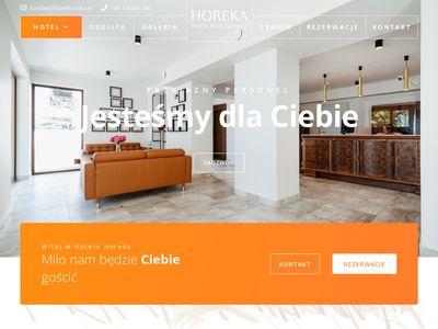 Horeka - hotel w centrum Ełku