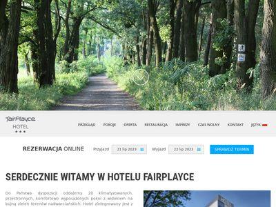 FairPlayce - hotel Umultowo