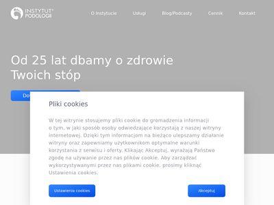 Instytut Podologii - leczymy stopy