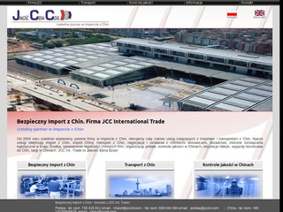 Importchiny.pl transport odprawa celna