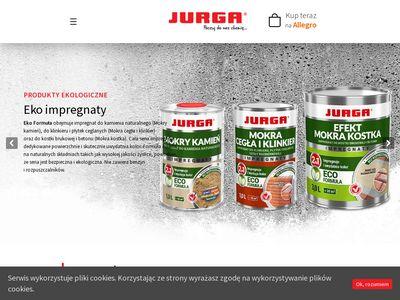 Plastyfikator do zapraw - PPHU Jurga