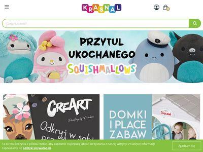 Krasnal - sklep z zabawkami