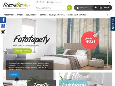 Krainabarw.pl - fototapety