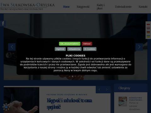 Ewa Sułkowska-Orylska biuro księgowe