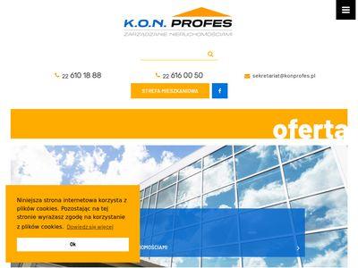 Zarządca nieruchomości K.O.N. Profes