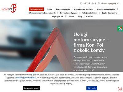 Kon-pol.com.pl hotel Bielsk Podlaski