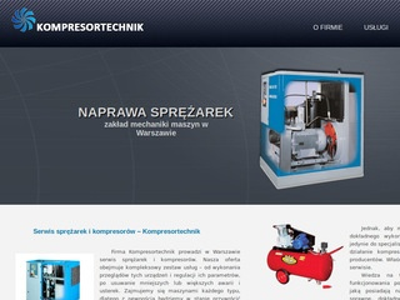 Kompresortechnik.pl naprawa