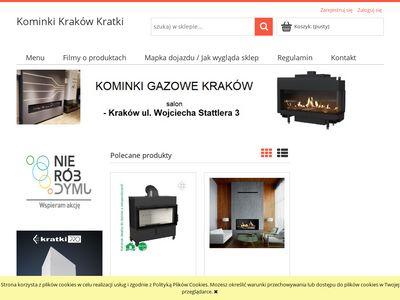 Kominki-krakow-kratki.pl