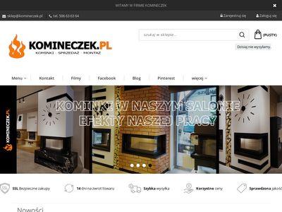 Komineczek.pl - kominki Kraków