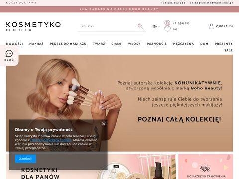 Kosmetykomania.pl akcesoria do paznokci