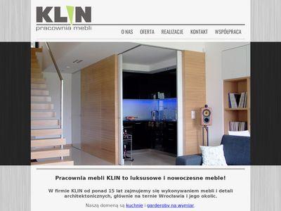 Meble kuchenne na zamówienie Wrocław