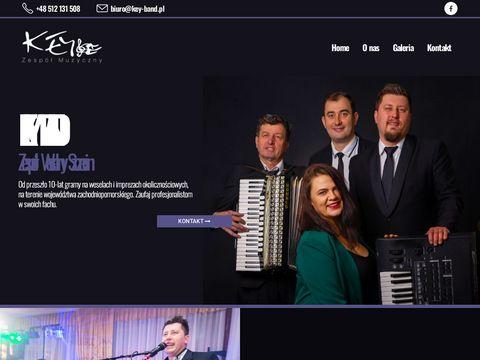 Key-band.pl zespół muzyczny Gorzów