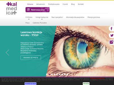 Kalmedica badanie krwi Kalisz