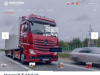 Kawczyński - logistyka