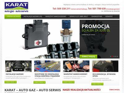 Karat serwis samochodowy w Krakowie