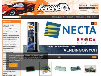 Karambol.pl modele zdalnie sterowane