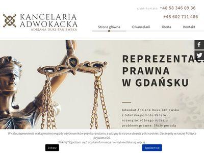Duks.pl spadki