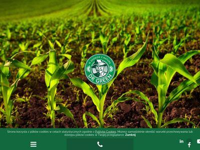Dr-green.pl nawożenie dolistne zbóż