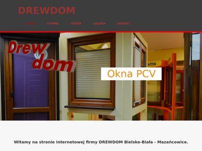 Drewdom.ig.pl okna pcv Bielsko-Biała