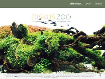 Diskus Zoo akwarystyka Warszawa