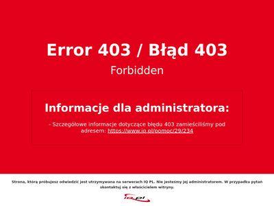 Wózki inwalidzkie elektryczne - od 10%
