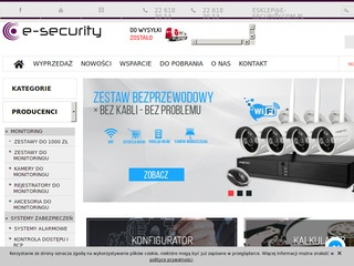 E-security.com.pl rejestratory cyfrowe i IP